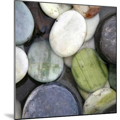 Stone Serenity II-Nicole Katano-Mounted Photo