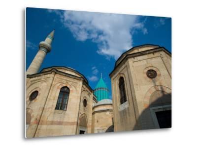 Home to the Whirling Dervish, Mevlana Museum, Konya, Turkey-Darrell Gulin-Metal Print