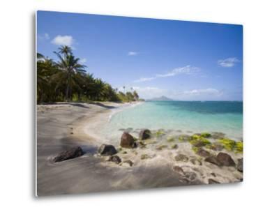 Nisbett Plantation Beach, Nevis, Caribbean-Greg Johnston-Metal Print