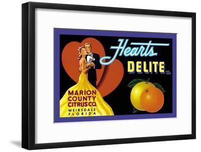 Heart's Delight--Framed Art Print