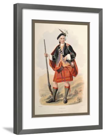 Cameron-R^r^ Mcian-Framed Art Print