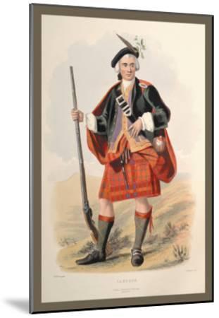 Cameron-R^r^ Mcian-Mounted Art Print
