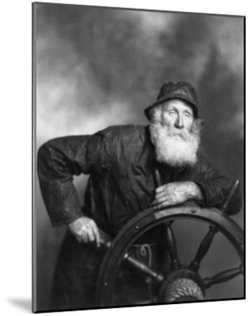 Old Salt--Mounted Photo