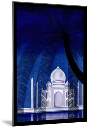 In Agra-Frank Mcintosh-Mounted Art Print