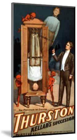 The Prisoner of Canton: Thurston Kellar's Successor--Mounted Art Print