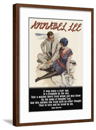 Annabel Lee--Framed Art Print