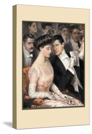 The Opera-Clarence F^ Underwood-Stretched Canvas Print