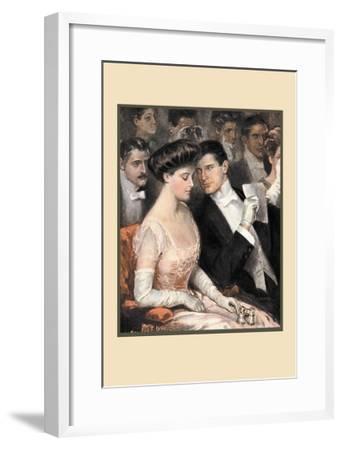 The Opera-Clarence F^ Underwood-Framed Art Print