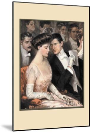 The Opera-Clarence F^ Underwood-Mounted Art Print