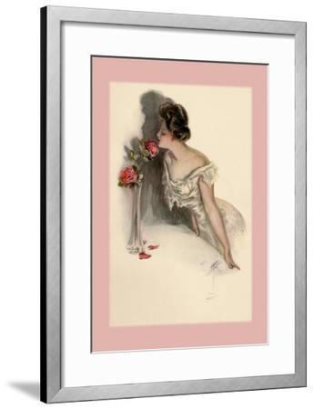 American Beauties-Harrison Fisher-Framed Art Print