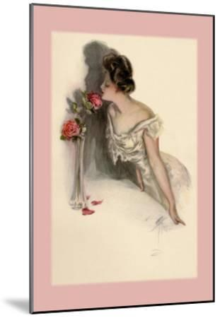 American Beauties-Harrison Fisher-Mounted Art Print