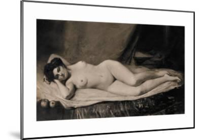 Sensuality--Mounted Art Print