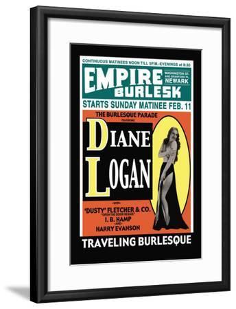 Diane Logan--Framed Art Print