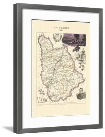 Vienne-Alexandre Vuillemin-Framed Art Print