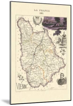 Vienne-Alexandre Vuillemin-Mounted Art Print