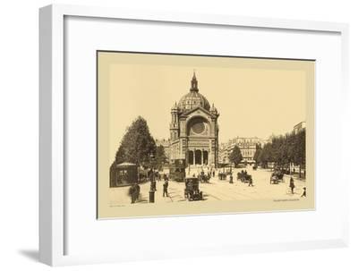 Saint-Augustin's-Helio E. Ledeley-Framed Art Print