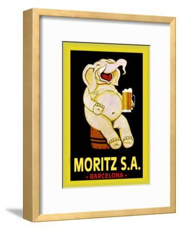 Moritz S.A.--Framed Art Print