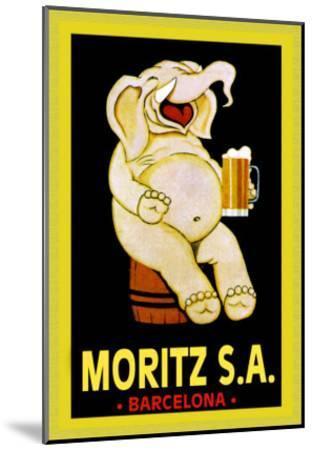 Moritz S.A.--Mounted Art Print