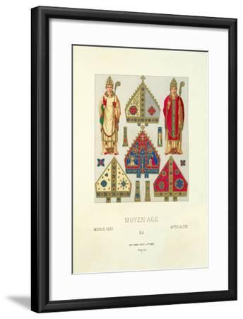 Moyen-Age--Framed Art Print