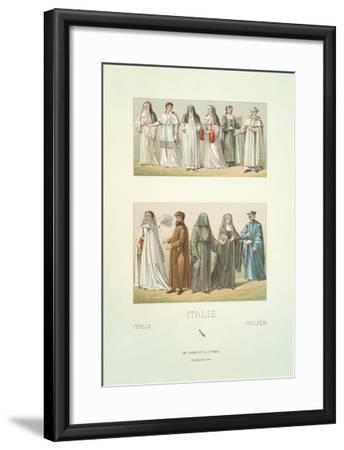 Italie--Framed Art Print