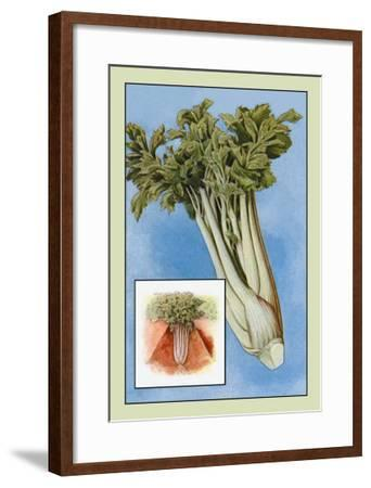 Celery--Framed Art Print