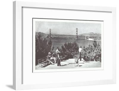 Beautiful Shot, San Francisco, California--Framed Art Print