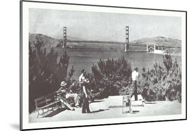 Beautiful Shot, San Francisco, California--Mounted Art Print