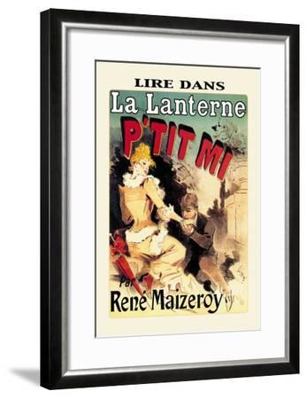 La Lanterne: P'tit Mi--Framed Art Print
