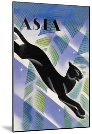 Malayan Night-Frank Mcintosh-Mounted Art Print