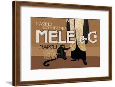 Mele and C-Aleardo Terzi-Framed Art Print
