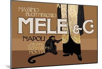 Mele and C-Aleardo Terzi-Mounted Art Print