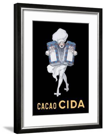 Cacao Cida--Framed Art Print