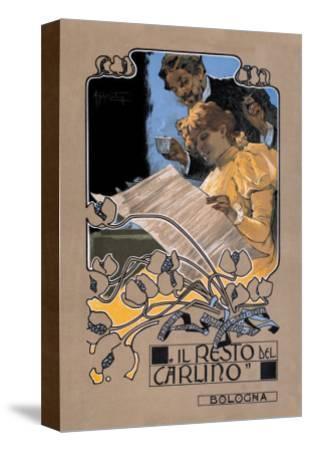 Resto de Carlino-Adolfo Hohenstein-Stretched Canvas Print