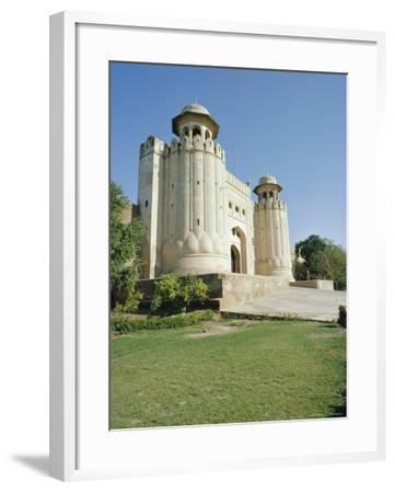 Fort or Citadel, Lahore, Pakistan-Robert Harding-Framed Photographic Print