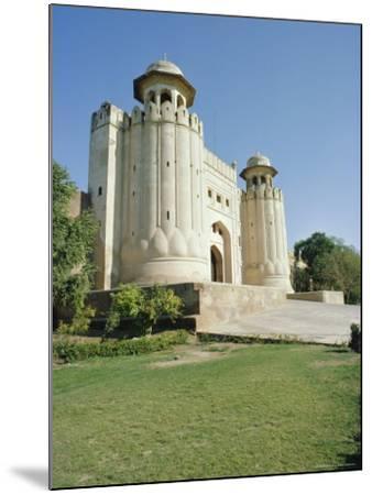 Fort or Citadel, Lahore, Pakistan-Robert Harding-Mounted Photographic Print