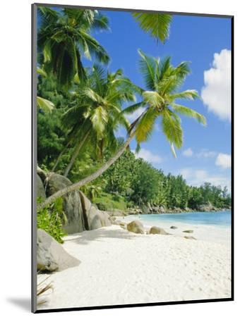 Anse Intedance, Mahe, Seychelles, Indian Ocean-Robert Harding-Mounted Photographic Print