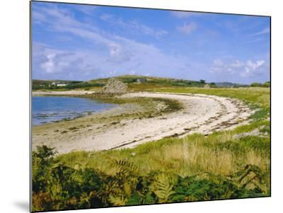 Bryner, Isles of Scilly, England, UK-David Lomax-Mounted Photographic Print