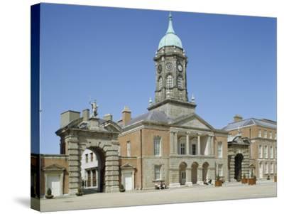 Dublin Castle, Dublin, County Dublin, Republic of Ireland (Eire), Europe-Philip Craven-Stretched Canvas Print