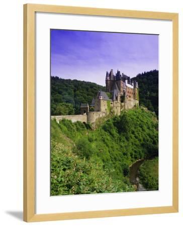 Burg Eltz, Near Cochem, Rhineland-Palatinate, Germany, Europe-Gavin Hellier-Framed Photographic Print
