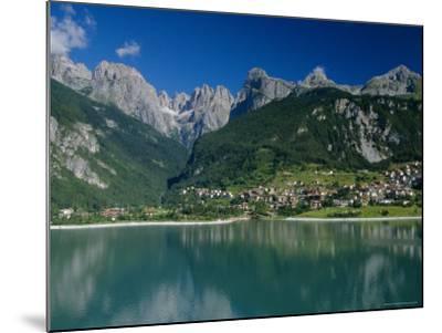 Molveno, Brenta Dolomites, Alto Adige, Italy, Europe-Gavin Hellier-Mounted Photographic Print