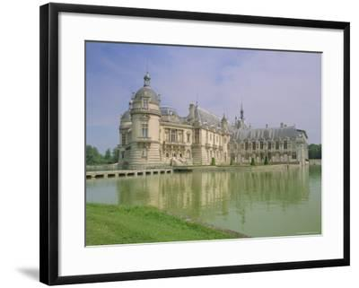 Chateau De Chantilly, Chantilly, Oise, France, Europe-Gavin Hellier-Framed Photographic Print
