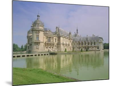 Chateau De Chantilly, Chantilly, Oise, France, Europe-Gavin Hellier-Mounted Photographic Print