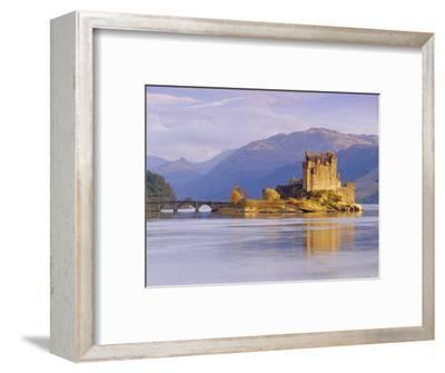 Eilean Donan (Eilean Donnan) Castle, Dornie, Highlands Region, Scotland, UK, Europe-Gavin Hellier-Framed Photographic Print