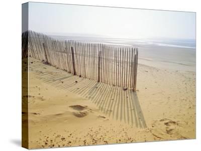 Le Touquet, Paris-Plage, Pas De Calais, Normandy, France, Europe-David Hughes-Stretched Canvas Print