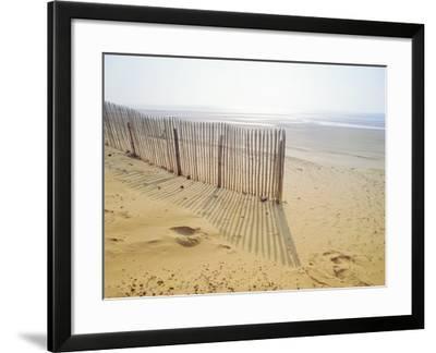 Le Touquet, Paris-Plage, Pas De Calais, Normandy, France, Europe-David Hughes-Framed Photographic Print