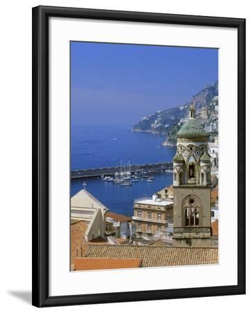 Amalfi, Costiera Amalfitana (Amalfi Coast), Unesco World Heritage Site, Campania, Italy, Europe-G Richardson-Framed Photographic Print