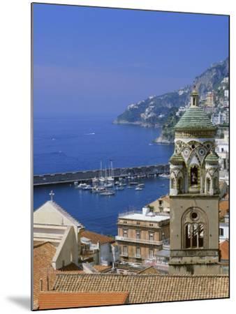 Amalfi, Costiera Amalfitana (Amalfi Coast), Unesco World Heritage Site, Campania, Italy, Europe-G Richardson-Mounted Photographic Print