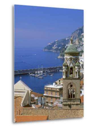 Amalfi, Costiera Amalfitana (Amalfi Coast), Unesco World Heritage Site, Campania, Italy, Europe-G Richardson-Metal Print