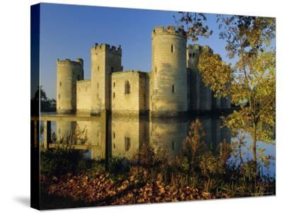 Bodium Castle, Bodium, East Sussex, England, UK, Europe-Ruth Tomlinson-Stretched Canvas Print