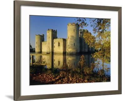 Bodium Castle, Bodium, East Sussex, England, UK, Europe-Ruth Tomlinson-Framed Photographic Print